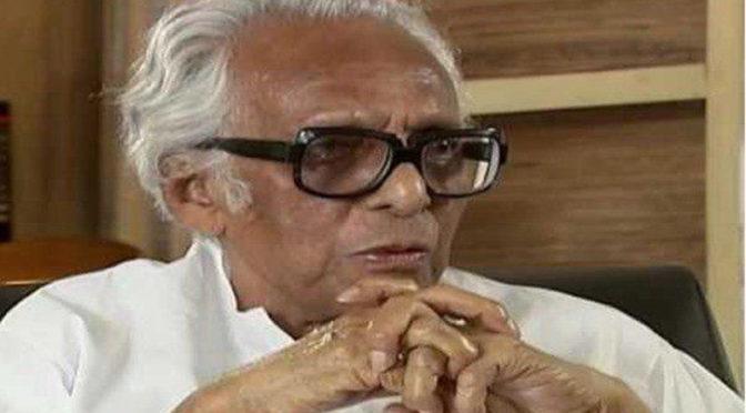 പ്രശസ്ത ചലച്ചിത്രകാരന് മൃണാള് സെന് അന്തരിച്ചു.
