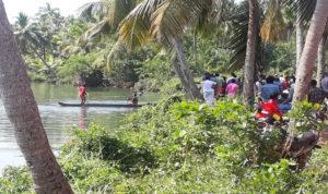 thriprayar drowned