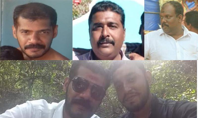 thalassery murder accused