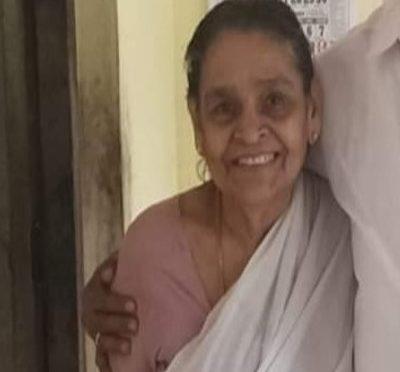 കെ സി വേണുഗോപാല് എം പിയുടെ മാതാവ് ജാനകിയമ്മ  നിര്യാതയായി